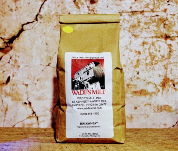 premium buckwheat flour