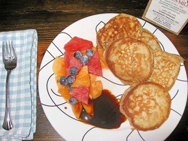 buckwheat pancakes buckwheat flour