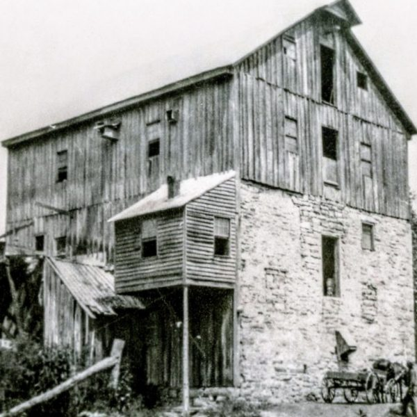 historic old grist mill
