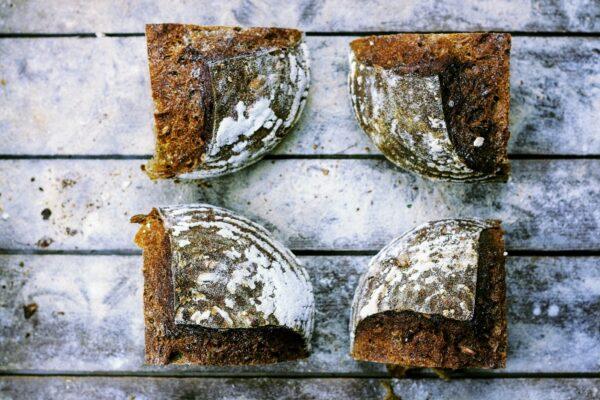 stone ground flour