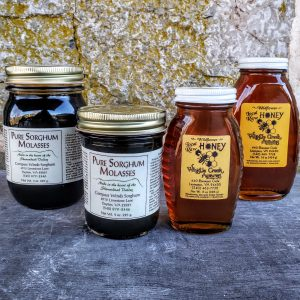 Shenandoah Valley Sorghum Molasses and Honey